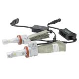 Oh Super Bright H8 H11 5S Led Bulbs Fog Headlight Conversion Kit For Philips Lumileds Oem Diskon 40