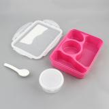Perbandingan Harga Oh Gelar Portabel Modern Siswa Kotak Makan Siang Piknik Di Luar Ruangan Wadah Makanan Berwarna Merah Muda Di Tiongkok