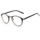 Spek O Praktis Cantik Retro Kacamata Bundar Lima Gaya For Pria And Wanita Sama Sama Teh Gaya Oem