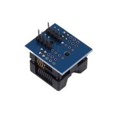 Promo Oh Sop8 Untuk Dip8 Lebar Tubuh Kursi Lebar 200Mil Soket Adaptor Programer Not Specified