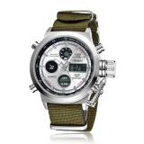 Jual Ohsen Ad1601 C Kuarsa Digital Jam Tangan Pria Kasual Putih Ohsen