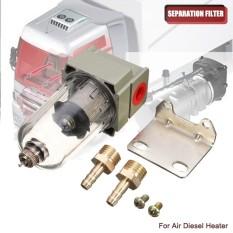Minyak Pemisah Air Perangkap Filter Compressor untuk Air Diesel Heater Part 5mm Curat-Internasional