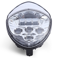 OL-V01 Motor Air LED-perlawanan Lampu For Triumph