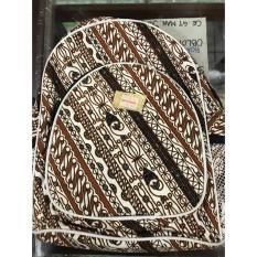 Oleno Kids- Tas Ransel Anak - Batik - School Bag Tas Sekolah Anak - Batik