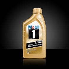 Perbandingan Harga Oli Mesin Mobil 1™ 0W 40 1 Liter Di Indonesia