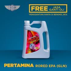 OLI PERTAMINA RORED EPA 90 (4 Liter) - [ GRATIS JASA DAN CHECK-UP ]