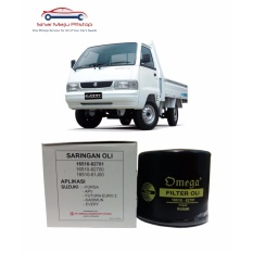 Omega Filter Oli Mobil / Saringan Oli Mobil - Suzuki Every / Suzuki Futura Injection / Suzuki Forsa