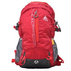 Toko One Polar Tas Ransel Laptop Hiking Rain Cover 9656 Merah Termurah
