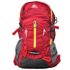 Toko One Polar Tas Ransel Laptop Hiking Rain Cover 9671 Merah Dekat Sini