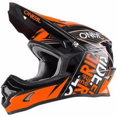 Jual Beli O Neal 3 Series Helmet Fuel Helm Motocross Fullface Baru Jawa Barat
