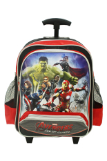 Harga Onlan Avengers Tas Trolley Anak Sekolah Tk Hitam New