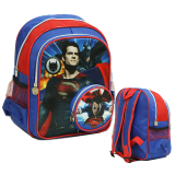 Harga Onlan Batman V Superman Tas Ransel Anak Tk Bahan Saten Kantung Coin Unik Dan Lucu Merah Biru Onlan