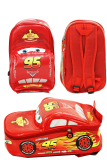 Bgc Disney Cars 3D Lightning Mcqueen On The Road Bgc Diskon 40