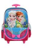 Promo Onlan Disney Frozen Fever Renda Tas Trolley Anak Ukuran Besar Pink Biru Onlan