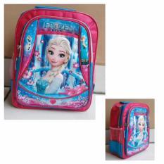 Jual Onlan Disney Frozen Tas Ransel Anak Sekolah Tk Pg Kantung Unik Pink Blue Onlan Di Dki Jakarta