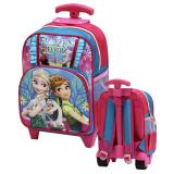 Harga Onlan Disney Frozen Tas Trolley Anak Sekolah Play Group Pink Asli Onlan