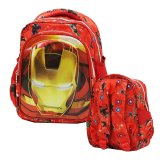 Jual Onlan Iron Man 6D Timbul Lapis Anti Gores Tas Ransel Tk Play Group Import Merah Indonesia Murah