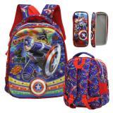 Dimana Beli Onlan Marvel Avengers Captain America 5D Timbul Tas Ransel 2 Kantung Depan Ukuran Anak Sekolah Tk Dan Kotak Pensil Timbul Blue Onlan