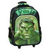 Harga Onlan Marvel Avengers Hulk Mask Kepala 6D Timbul Lapis Anti Gores Tas Trolley Sd Import Green Termurah