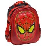 Harga Onlan Marvel Spiderman Kepala 6D Timbul Lapis Anti Gores Tas Ransel Anak Tk Import Merah Paling Murah