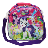 Promo Onlan My Little Pony 5D Timbul Hologram Lunch Bag Tas Bahu Selempang Ransel Purple Onlan