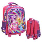 Onlan My Little Pony 5D Timbul Tas Anak Sekolah Sd Import Pink Di Dki Jakarta