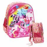 Review Pada Onlan My Little Pony Cantik 6D Timbul Tas Ransel Tk Pg Import Pink