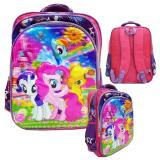 Beli Onlan My Little Pony Flower 5D Timbul Tas Ransel Sd Import Pink
