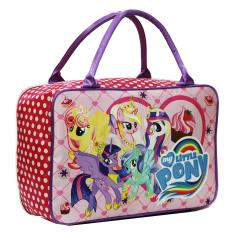 Spesifikasi Onlan Travel Bag Bahan Satin Halus New Arrival Purple Terbaik