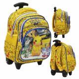 Toko Onlan Pokemon Go 6D Timbul Tas Trolley Anak Tk Pg Import Yellow Murah Di Indonesia