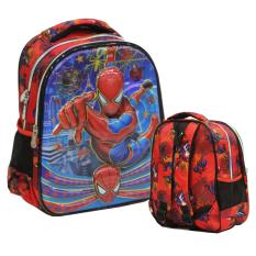 Beli Onlan Spiderman 6D Timbul Anti Gores Tas Ransel Tk Atau Paut Unik New Arrival Import Red Online