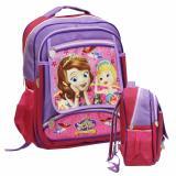 Beli Onlan Tas Ransel Anak Sekolah Sd Kantung Besar Karakter Sofia The First Purple Pake Kartu Kredit