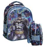 Beli Barang Onlan Tas Ransel Anak Sekolah Tk Import Karakter Batman Super Hero 5D Timbul Hologram Online