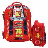 Beli Onlan Tas Ransel Tk Cars Racing F76 Timbul Soft Hard Cover Import Red Onlan