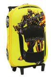 Onlan Transformers Bumble Bee Tas Trolley Anak Sekolah Play Group Import Yellow Onlan Diskon 30