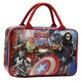 Berapa Harga Onlan Travel Bag Karakter Civil War Captain America Bahan Anti Air Blue Red Onlan Di Indonesia