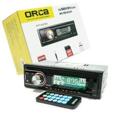 Orca MP-6250 Digital Receiver USB MMC AUX Radio FM Tuner
