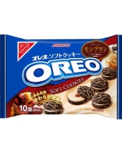 Review Tentang Oreo Soft Cookies Chestnut
