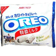 Katalog Oreo White Chocolate Terbaru