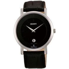 Kualitas Orient Jam Tangan Pria Orient Fgw01009B Sapphire Crystal Classic Leather Watch Orient