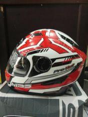 ORIGINAL helm fullface Mds Provent seri 3
