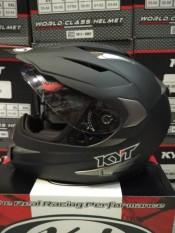 ORIGINAL  helm kyt enduro 2 visor solid