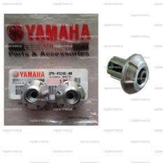 Original Yamaha - Aksesoris Motor End Grip Jalu Stang Setang Stang Motor Nmax MX Old New Xabre R15 R25 Asesoris Motor Acessoris Motor