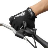 Kualitas Ormano Sarung Tangan Motor Biker Kings Fingerless Hitam Ormano