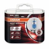 Osram Bohlam H4 Night Breaker Laser 12V 60 55W Set Of 2 Asli