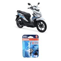 Model Osram Lampu Depan Motor Honda Beat Esp Cw 62337Cb 1 Pcs Terbaru