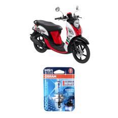 Review Toko Osram Lampu Depan Motor Yamaha Fino Sporty Fi 62337Cb 1 Pcs Online