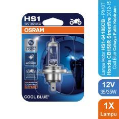 Osram Lampu Motor Honda CB150R Street Fire 2012-2015 - HS1 64185CB PX43T - Cool Blue