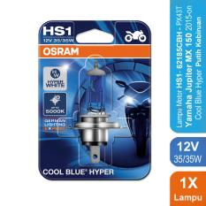 Osram Lampu Motor Yamaha Jupiter Mx 150 Fi 2015-on - HS1 62185CBH 12V 35/35 - Cool Blue Hyper