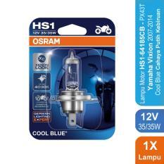 Osram Lampu Motor Yamaha Vixion 2007-2014 - HS1 64185CB PX43T - Cool Blue